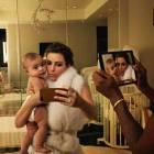 Kanye West e Kim Kardashian  / Reprodução Vogue