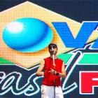 Nova Brasil FM - Zeca Baleiro Abre a Noite de Shows.