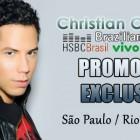 Promoção Christian Chávez World Tour