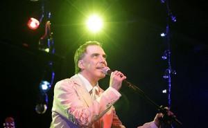 Arnaldo Antunes durante show no SESC Belenzinho / Bruno Oliveira | Focka