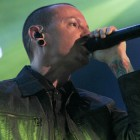 Linkin Park durante apresentação na Citibank Hall no Rio de Janeiro | J. Beremblum / Divulgação