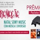 Concurso Cultural Natal Sony Music Com Música e Diversão