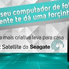 Promoção Seagate Focka