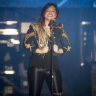 Demi Lovato encerra turnê no Pepsi On Stage em Porto Alegre / Divulgação