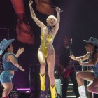 Miley Cyrus na Arena O2 em Londres / Divulgação