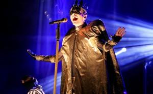 """Tokio Hotel durante apresentação da turnê """"Fell it All"""" no Citibank Hall em São Paulo / Bruno Oliveira   Portal Focka"""