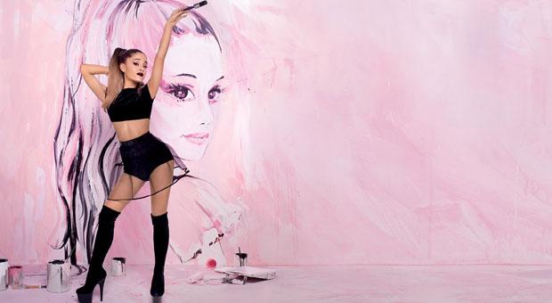 Ariana Grande / Divulgação M.A.C